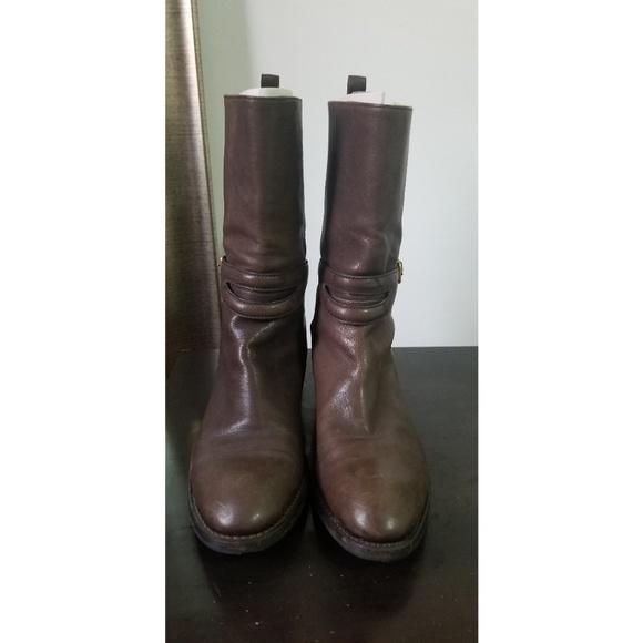 c33778603a1 Yves Saint Laurent Shoes   Ysl Riding Boots Firm   Poshmark